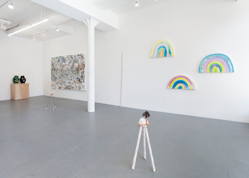 in Pictures for 'If you throw a spider out the window, does it break?' at Brennan & Griffin. Image for Installation View of 'If you throw a spider out the window, does it break?' at Brennan & Griffin, 2014. Courtesy of Brennan & Griffin.