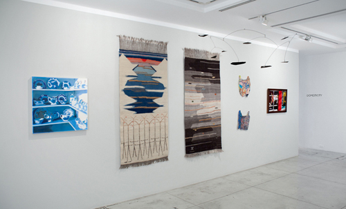 in Pictures for 'DOMESTICITY' at Jason McCoy Gallery. Image for Installation view of 'DOMESTICITY' at Jason McCoy Gallery, 2014. Courtesy Jason McCoy Gallery.