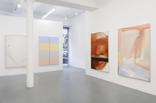in Pictures for Heather Guertin at Brennan & Griffin. Image for Installation view of Heather Guertin: 'Development' at Brennan & Griffin, 2014. Courtesy of Brennan & Griffin