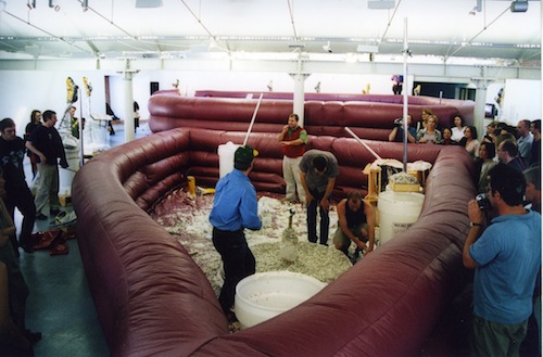 in Pictures for Jason Rhoades at David Zwirner. Image for Installation view of PeaRoeFoam, The Liver Pool (2002) at the 2002 Liverpool Biennial, Liverpool, United Kingdom. Courtesy Estate of Jason Rhoades and David Zwirner, New York/London