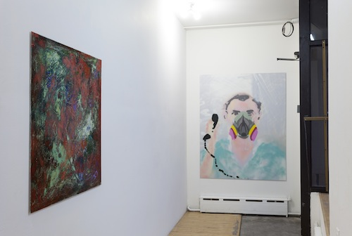 in Pictures for Dave Miko at Real Fine Arts. Image for Installation view of Dave Miko: The Hangover at Real Fine Arts, 2014. Courtesy the Artist and Real Fine Arts, New York