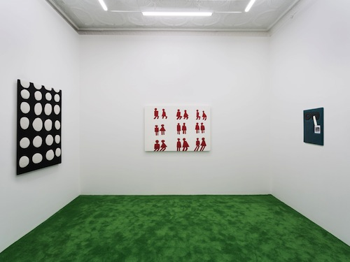 in Pictures for Sadie Benning at Callicoon Fine Arts. Image for Installation view of Sadie Benning: 'Patterns' at Callicoon Fine Arts, NY, 2014. Courtesy of the artist and Callicoon Fine Arts, NY. Photo: Chris Austin.