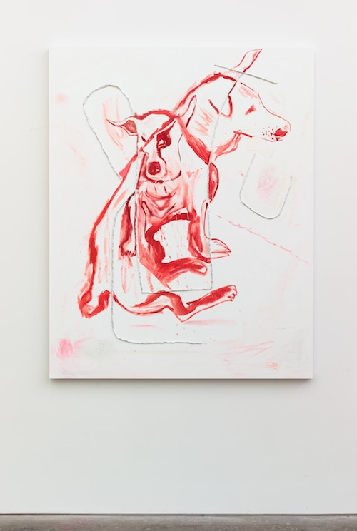 in Pictures for Jason Fox at CANADA. Image for Courtesy of the Artist and Canada, New York