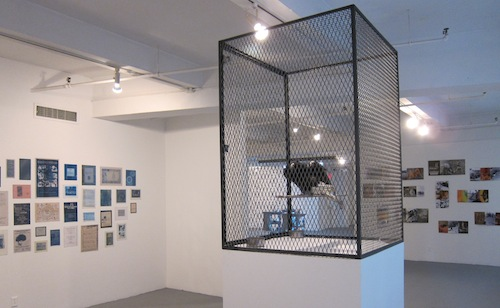 "in Pictures for As We Were Saying: Art and Identity in the Age of ""Post"" at Elizabeth Foundation for the Arts (EFA). Image for Installation view of As We Were Saying: Art and Identity in the Age of 'Post'. Photo credit: Lauren Bierly, EFA Project Space."