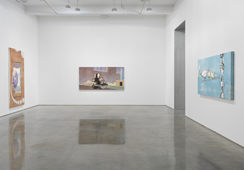 in Pictures for Jim Shaw at Metro Pictures. Image for Installation view of Jim Shaw: 'I Only Wanted You to Love Me' at Metro Pictures, 2014. Courtesy of the artist and Metro Pictures