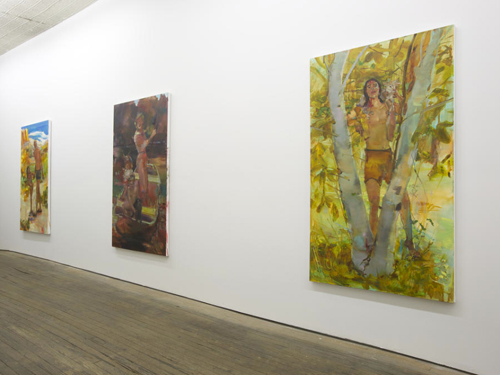 in Pictures for Angela Dufresne at Monya Rowe Gallery. Image for Installation view: Angela Dufresne, Let's Stay Together, September 7 - November 2, 2014, Monya Rowe Gallery, New York. Courtesy of Monya Rowe Gallery, New York