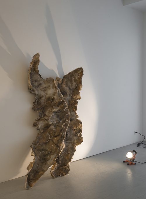 in Pictures for Gillian Jagger at David Lewis. Image for Gillian Jagger, 'Root Dancer' (1988-90, 2014), Resin, 42 x 72 inches. Courtesy of the Artist and David Lewis