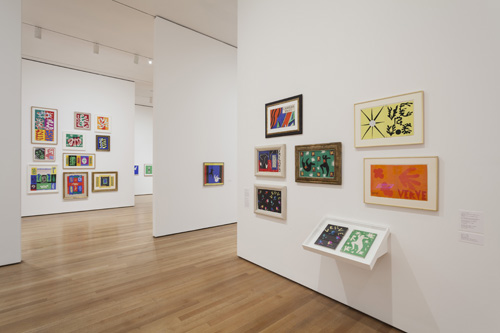 Month In Pictures Henri Matisse at MoMA. Image for Installation view of Henri Matisse: The Cut-Outs at The Museum of Modern Art, New York (October 12, 2014-February 8, 2015). Photo by Jonathan Muzikar. © 2014 The Museum of Modern Art