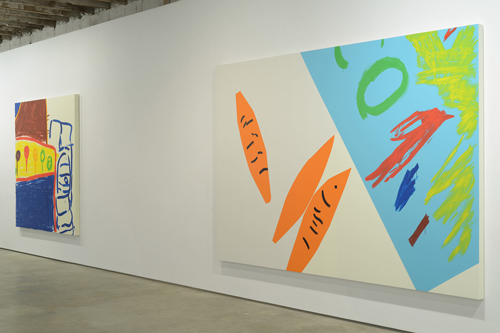 """in Pictures for Marco Rios at Simon Preston Gallery. Image for Installation view of Marco Rios: '""""S"""" Is for Sincere, Formerly Formally """"F"""" Is for Fake' at Simon Preston, New York, 2014. Courtesy the artist & Simon Preston, New York"""
