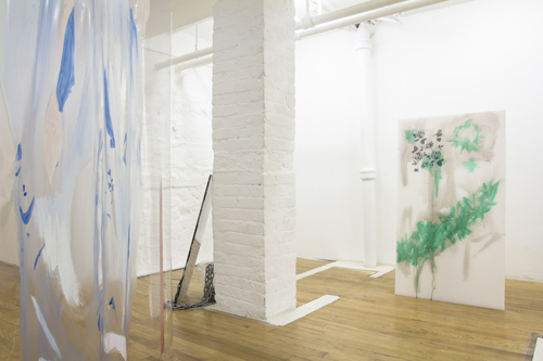 in Pictures for Raque Ford and Erika Hickle at 321 Gallery. Image for Installation view, 'Absolutely Yours'. Courtesy of 321 Gallery