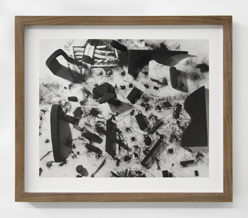 in Pictures for 'Three Cups Fragrance' at Bodega. Image for Elizabeth Atterbury, 'Black Beach,' Silver gelatin print, 2014, 14w x 11h in. Edition 1 of 3. Courtesy of Bodega