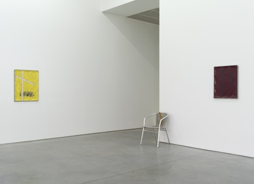 in Pictures for Valentin Carron at 303 Gallery. Image for Installation view of Valentin Carron: 'Music is a s-s-serious thing' at 303 Gallery, 2014. © Valentin Carron, courtesy 303 Gallery, New York