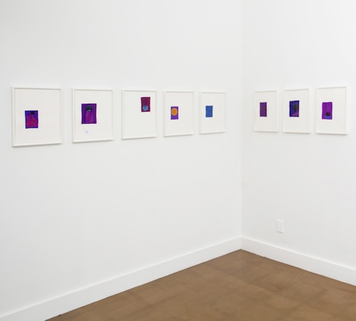 in Pictures for 'Spectral Haze Event Horizon' at Blackston. Image for Installation view of 'Spectral Haze Event Horizon,' curated by James Case-Leal at Blackston, 2014. Courtesy of Blackston