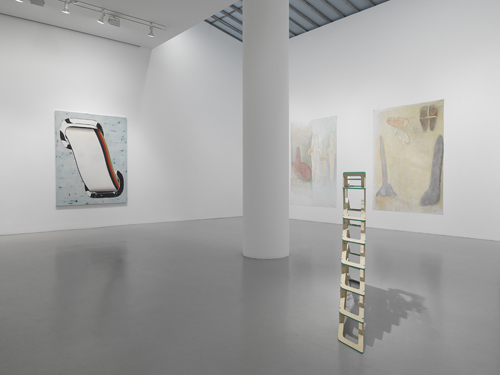 Month In Pictures Jo Baer, Anne Neukamp, and Diane Simpson at Mitchell-Innes & Nash. Image for Installation view: Jo Baer, Anne Neukamp, Diane Simpson at Mitchell-Innes & Nash, NY 2014. Courtesy of the artists and Mitchell-Innes & Nash, NY