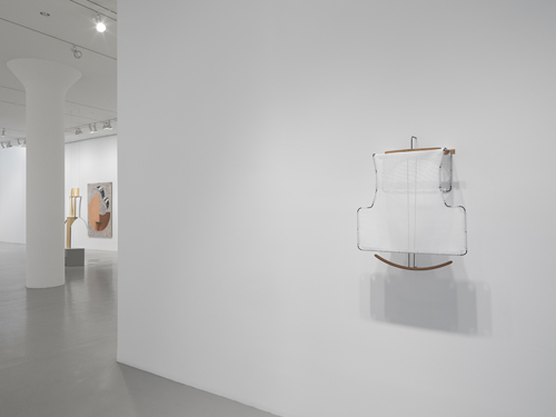 in Pictures for Jo Baer, Anne Neukamp, and Diane Simpson at Mitchell-Innes & Nash. Image for Installation view: Jo Baer, Anne Neukamp, Diane Simpson at Mitchell-Innes & Nash, NY 2014. Courtesy of the artists and Mitchell-Innes & Nash, NY