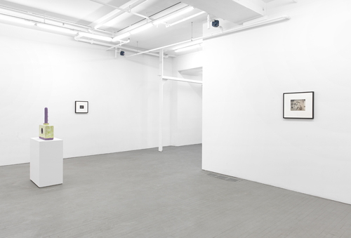 in Pictures for 'The Curve' at Wallspace. Image for Installation view of 'The Curve' at Wallspace, 2015. Courtesy of Wallspace