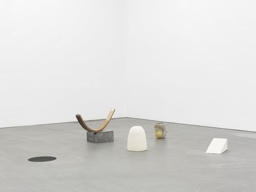 in Pictures for 'The Curve' at Wallspace. Image for Kristen Jensen, Installation view. Courtesy of Wallspace