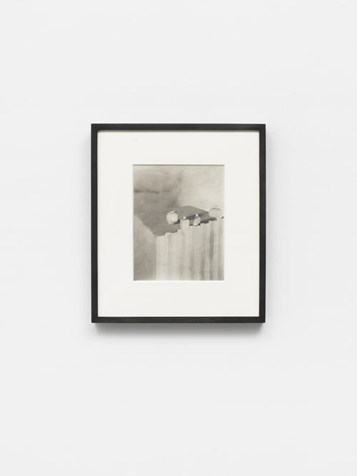 in Pictures for 'The Curve' at Wallspace. Image for Jan Groover, 'Untitled,' 1990, platinum-palladium print, 10 x 8 inches. Courtesy of Wallspace