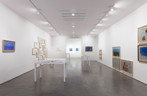 Month In Pictures Paul Thek at Alexander and Bonin. Image for Installation view of Paul Thek: 'Ponza and Roma,' January 10 – February 21, 2015, Alexander and Bonin, New York. photo: Joerg Lohse. Courtesy, Alexander and Bonin, New York