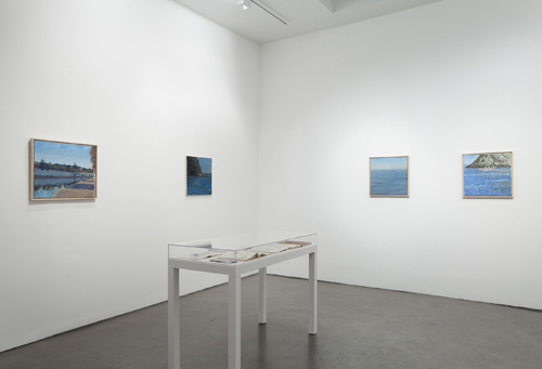 in Pictures for Paul Thek at Alexander and Bonin. Image for Installation view of Paul Thek: 'Ponza and Roma,' January 10 – February 21, 2015, Alexander and Bonin, New York. photo: Joerg Lohse. Courtesy, Alexander and Bonin, New York