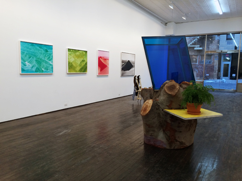 Month In Pictures 'Zabriskie Point' at Jack Hanley Gallery. Image for Installation view of 'Zabriskie Point' at Jack Hanley Gallery, 2015. Courtesy Jack Hanley Gallery