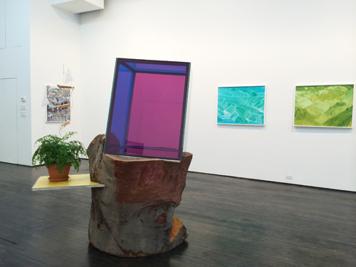 in Pictures for 'Zabriskie Point' at Jack Hanley Gallery. Image for Installation view of 'Zabriskie Point' at Jack Hanley Gallery, 2015. Courtesy Jack Hanley Gallery