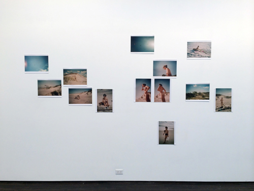 in Pictures for 'Zabriskie Point' at Jack Hanley Gallery. Image for Installation view of 'Zabriskie Point' at Jack Hanley Gallery, with works by Ryan Foerster. Courtesy Jack Hanley Gallery