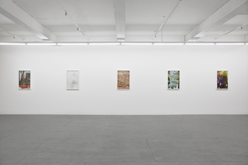 "in Pictures for Zach Nader at Microscope Gallery. Image for Installation view of Zach Nader: ""channel surf"" at Microscope Gallery, January 9 - February 16, 2015. Courtesy of the artist and Microscope. Photo: Tom Powel Imaging"
