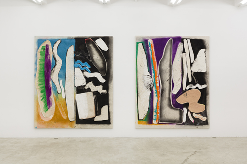 in Pictures for Jess Fuller at Martos Gallery. Image for Installation view of Jess Fuller: 'Planet without a body' at Martos Gallery, 2015. Courtesy of the artist and Martos Gallery. Photo by Charles Benton.