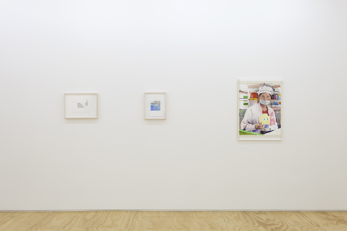 in Pictures for Nolan Simon at 47 Canal. Image for Installation view of Nolan Simon: 'Portraits' at 47 Canal, 2015. Image courtesy of 47 Canal, New York. Photo by Joerg Lohse