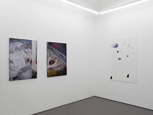 in Pictures for Harm van den Dorpel at American Medium. Image for Installation view of Harm van den Dorpel: 'Just-in-Time' at American Medium, 2015. Courtesy of American Medium