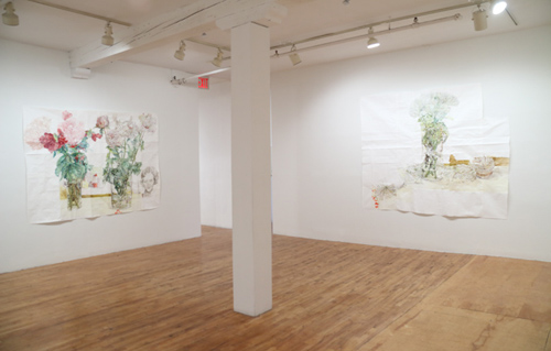 Month In Pictures Dawn Clements at Pierogi. Image for Installation view of Dawn Clements: 'Mother's Day' at Pierogi, 2015. Courtesy of Pierogi