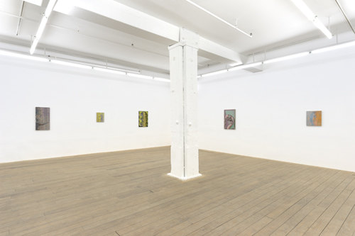 Month In Pictures Sascha Braunig at Foxy Production. Image for Installation view of Sascha Braunig at Foxy Production, 2015. Courtesy the artist and Foxy Production, New York. Photo by Mark Woods
