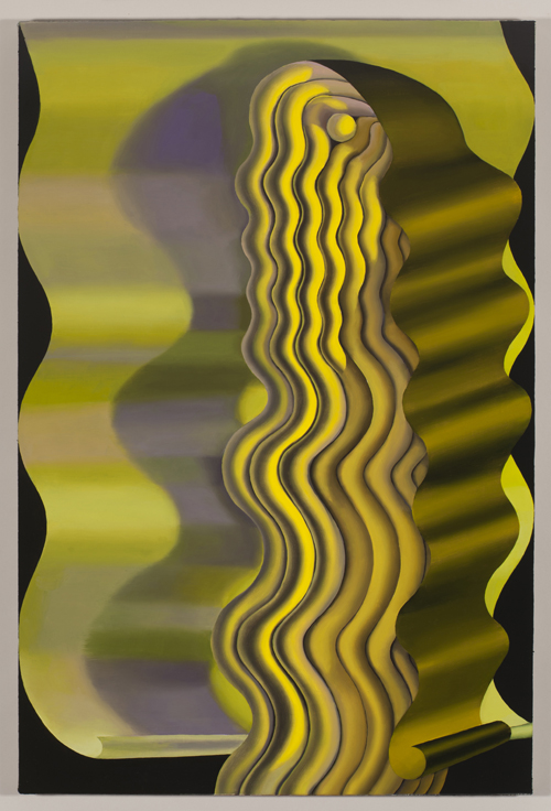 in Pictures for Sascha Braunig at Foxy Production. Image for Sascha Braunig, 'SHADE,' 2014, Oil on linen over panel, 30 × 20 in. (76.20 × 50.80 cm). Courtesy the artist and Foxy Production, New York