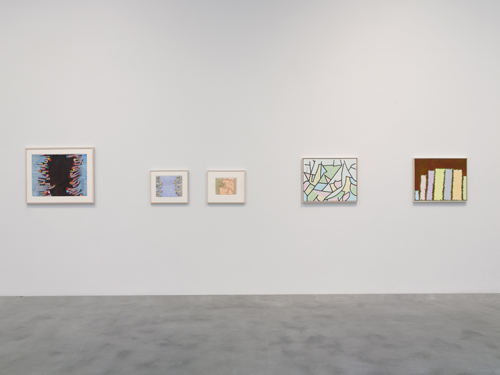 in Pictures for Thomas Nozkowski at Pace Gallery. Image for Installation view of Thomas Nozkowski at Pace Gallery, New York, 2015. Courtesy Pace Gallery. Photo by: Kerry Ryan McFate / Pace Gallery