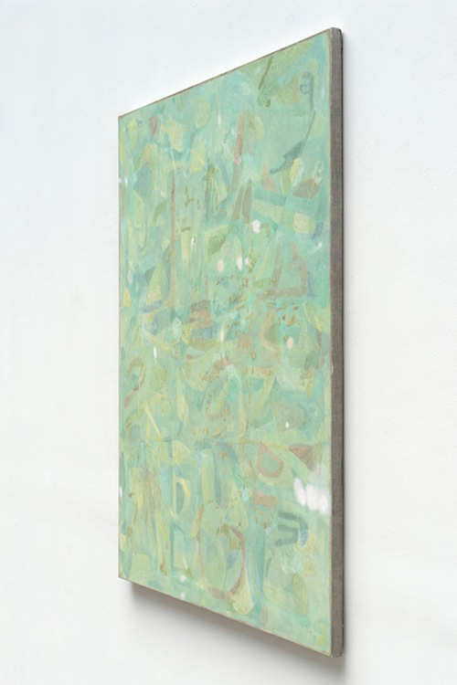 in Pictures for Clare Grill at Zieher Smith & Horton. Image for Clare Grill, 'Glass,' 2015, Oil on linen, 63 x 50 in (160 x 127 cm). Photo by Mark-Woods.com. Courtesy of the artist and Zieher Smith & Horton