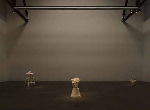 in Pictures for Janine Antoni at Luhring Augustine. Image for Janine Antoni, From the Vow Made, Installation view, March 21 - April 25, 2015, Luhring Augustine, New York. © Janine Antoni; Courtesy of the artist and Luhring Augustine, New York.