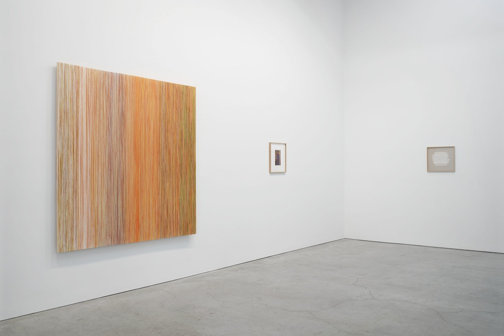 Month In Pictures Sheila Hicks at Sikkema Jenkins & Co.. Image for Installation view: 'Sheila Hicks,' Sikkema Jenkins & Co., New York, October 22 – November 28, 2015. Photo: Jason Wyche. Courtesy of Sikkema Jenkins & Co.