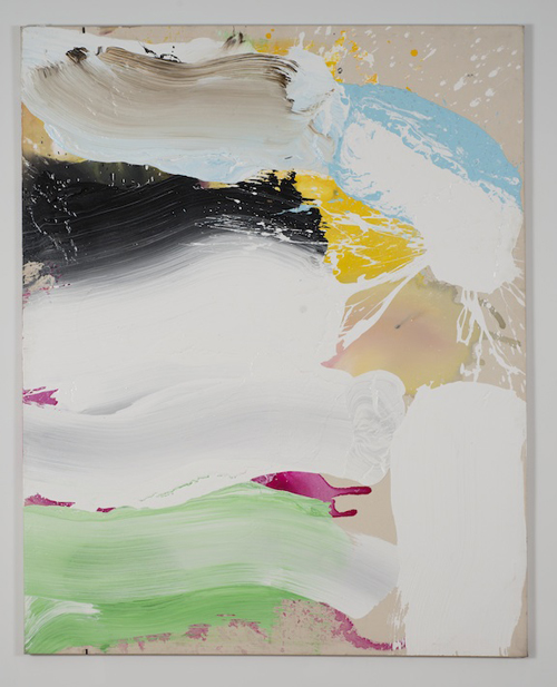 in Pictures for Ed Clark at Tilton Gallery. Image for Ed Clark, Untitled, 2009, Acrylic on canvas, 81 x 64 ½ inches. Image courtesy the artist and Tilton Gallery, NY.
