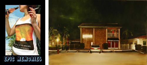 David Kramer: Epic Memories Michael Harrington: Recent Paintings | Events Calendar
