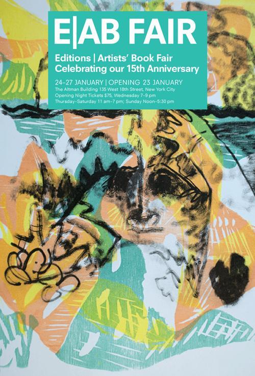 the Editions|Artists' Book Fair  | Events Calendar
