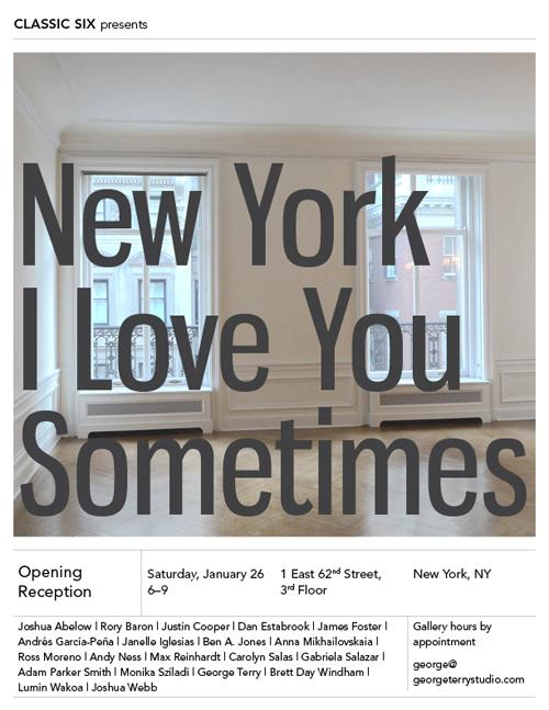 New York I Love You Sometimes  | Events Calendar