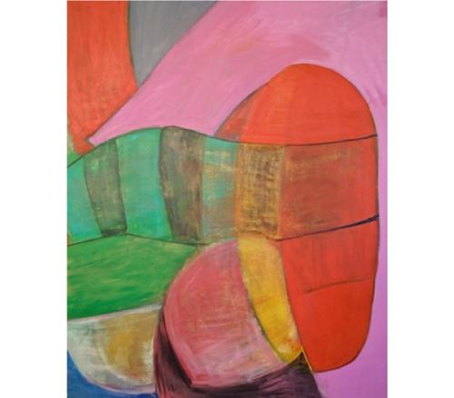 Ivy Dachman Untitled (Recent Paintings) | Events Calendar