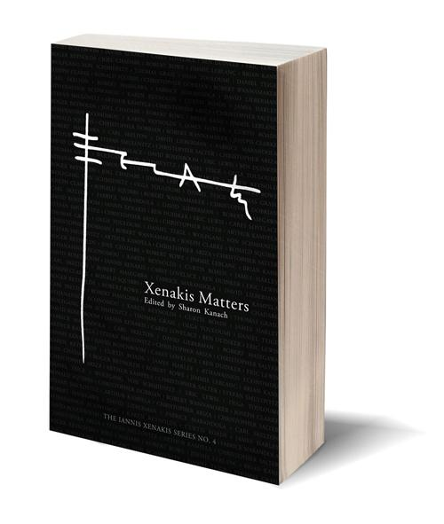 Xenakis Matters Book Launch Party | Events Calendar