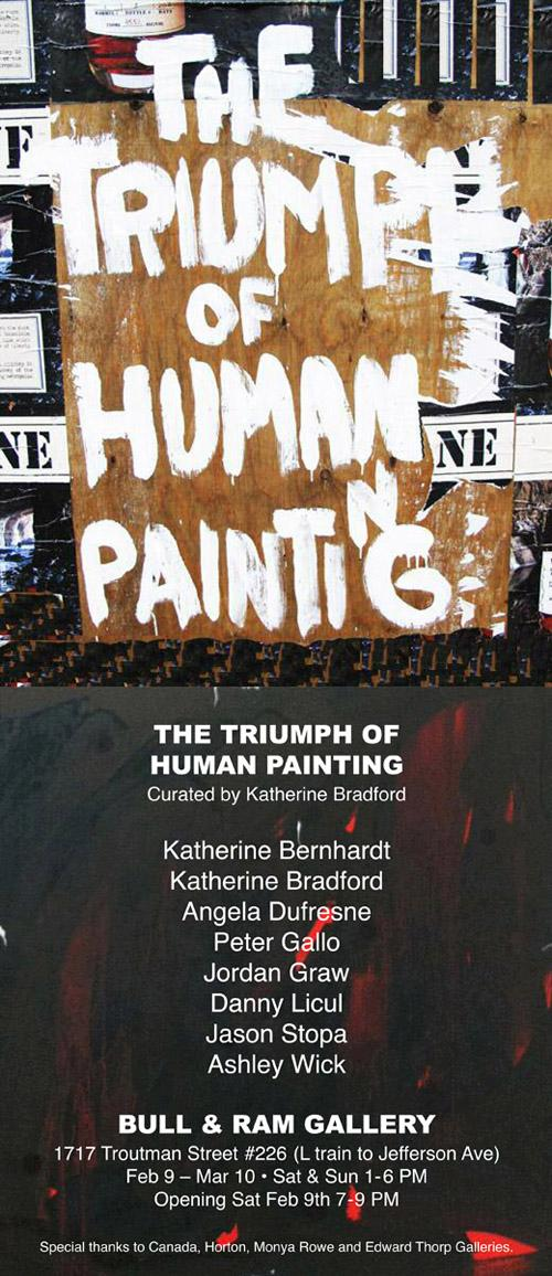 The Triumph of Human Painting  | Events Calendar