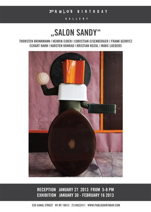 Salon Sandy  | Events Calendar