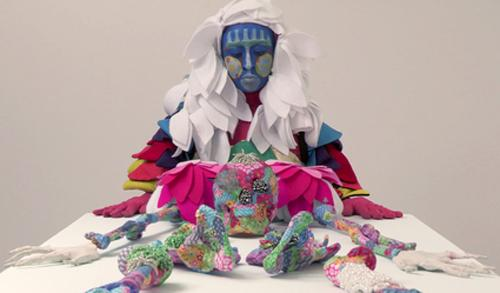 New Performance by Saya Woolfalk  | Events Calendar