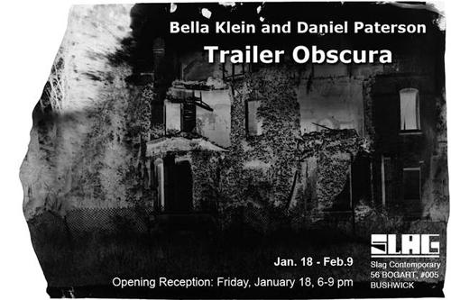 Trailer Obscura Bella Klein and Daniel Patterson | Events Calendar