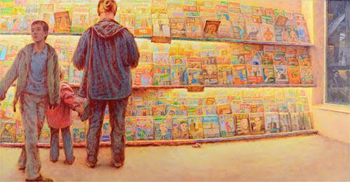 Julian Bell and David Carrier After the End of Art | Events Calendar