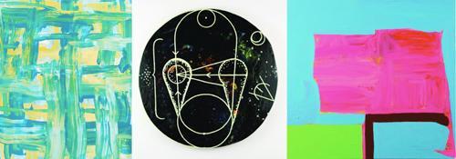 Temporal Shifts Anne Russinof, Craig Olson, Paul Behnke | Events Calendar